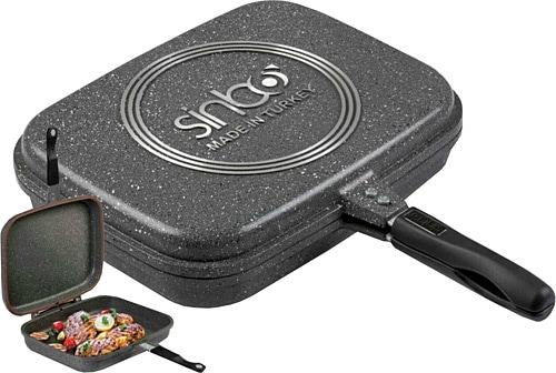 Sinbo Sp 5215 36 Cm Grill 199 Ift Taraflı Tava Fiyatları