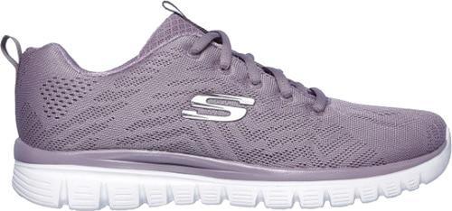 efc47f718868 Skechers Graceful Get Connected Mor Kadın Spor Ayakkabı Fiyatları ...