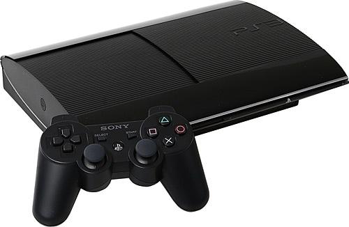 PS3 Super Slim 500GB Oyun Konsolu